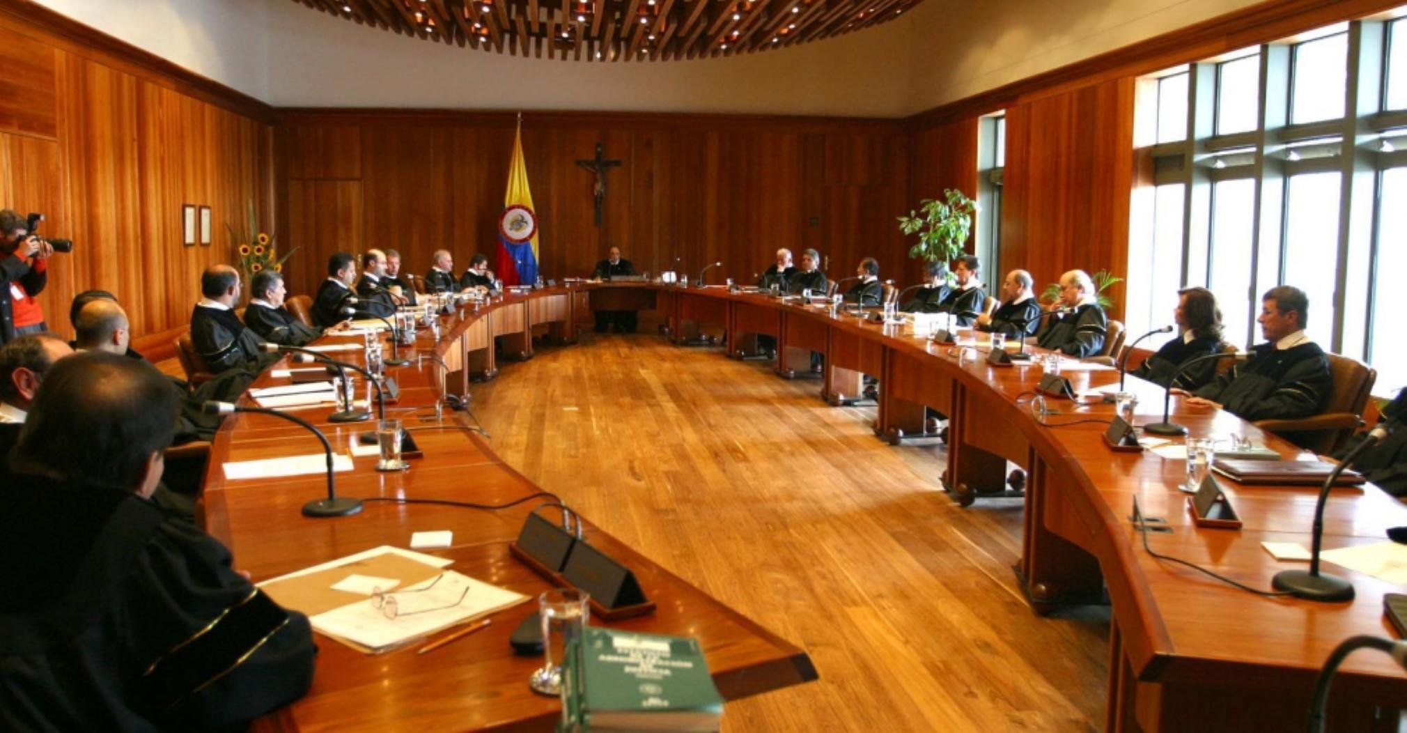 Corte constitucional de Colombia en contra de la soberanía popular ...
